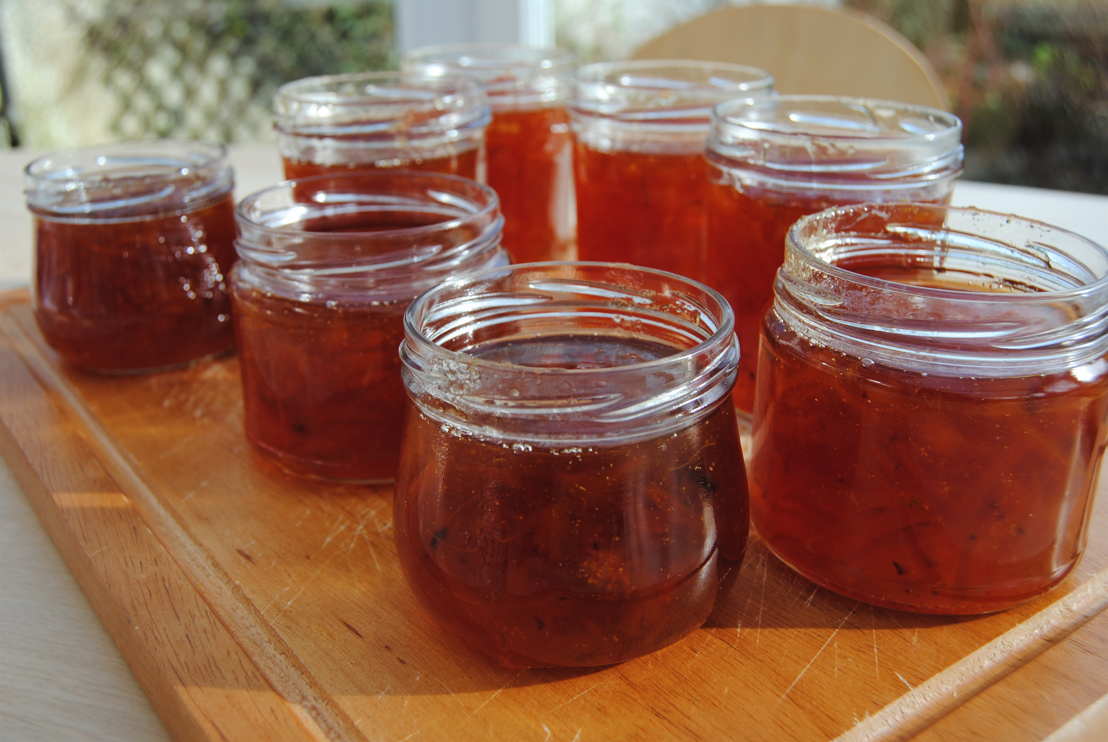 Tawny Seville Orange Marmalade | food to glow