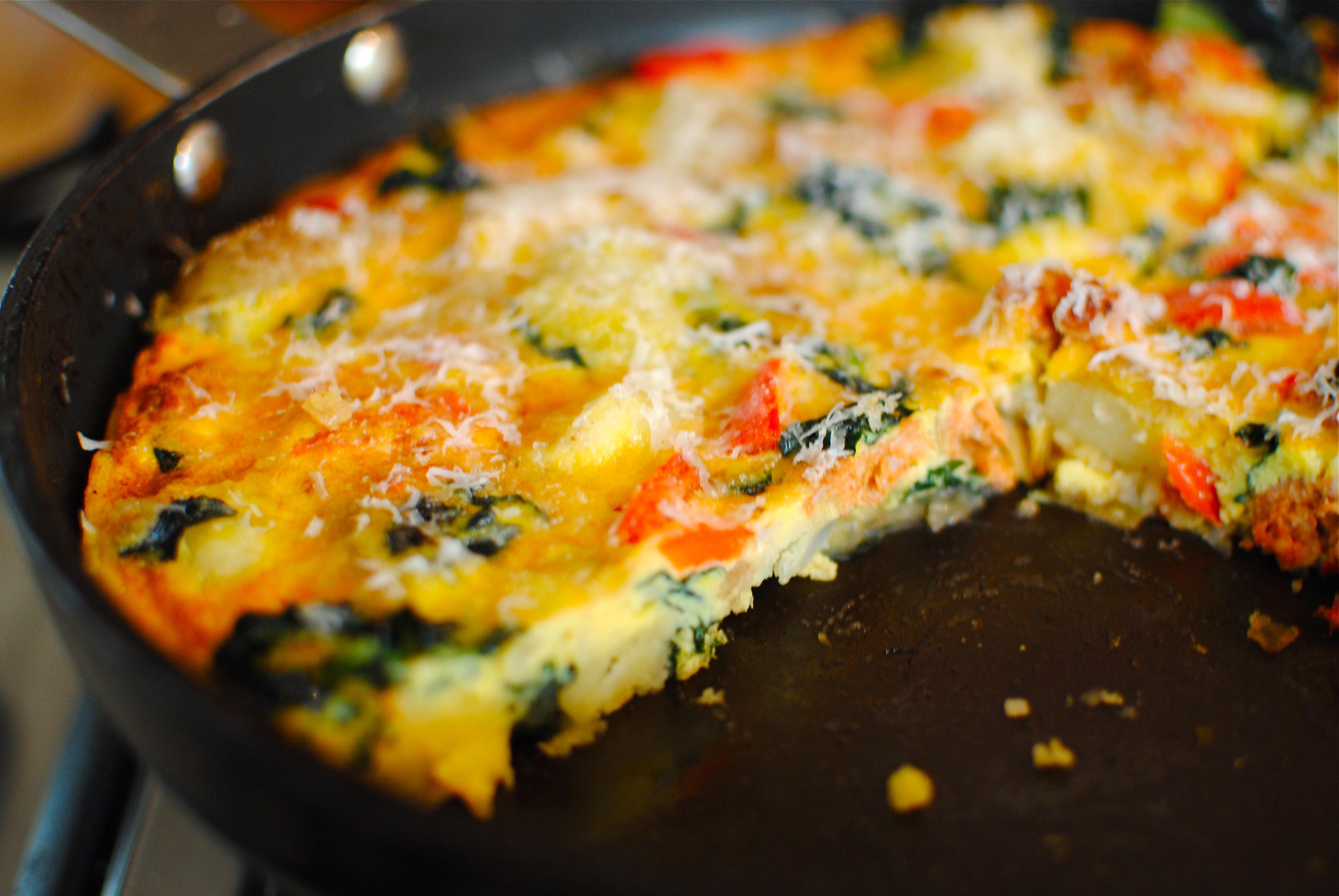marvelous fritata recipe Part - 2: marvelous fritata recipe amazing design