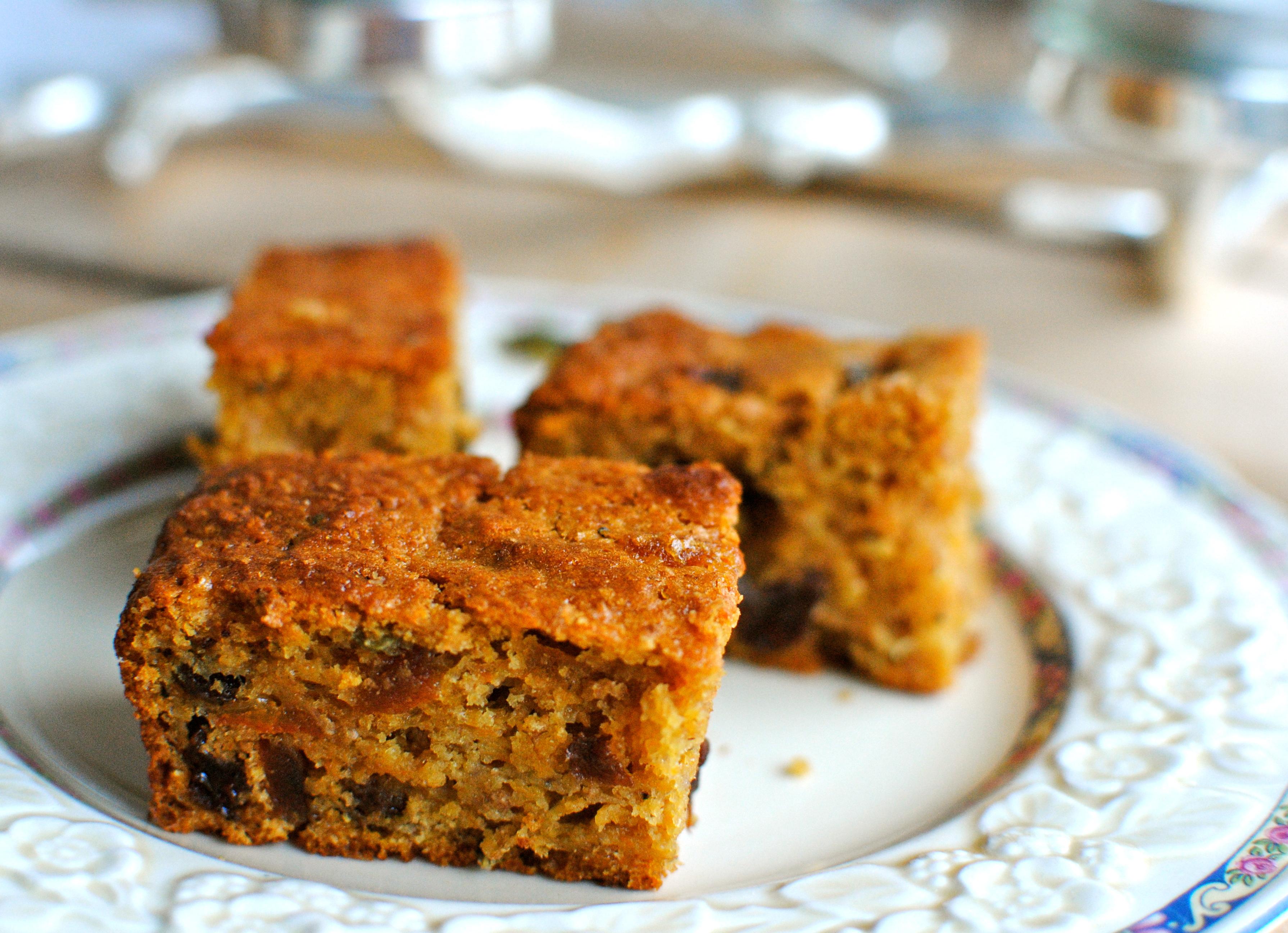 Orange Marmalade Carrot Cake Recipe