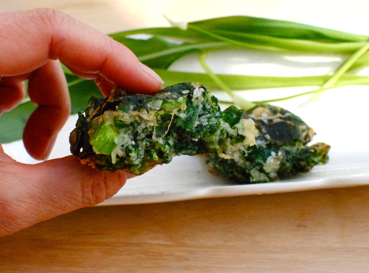 foragers fritters