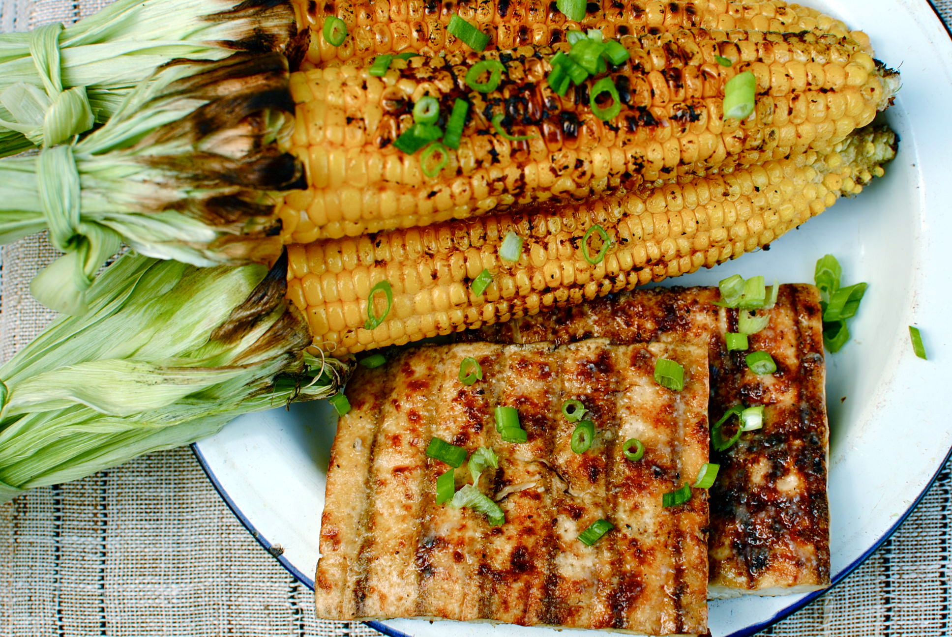 rezept yummly grilled butter miso corn recipe grilled miso butter corn ...