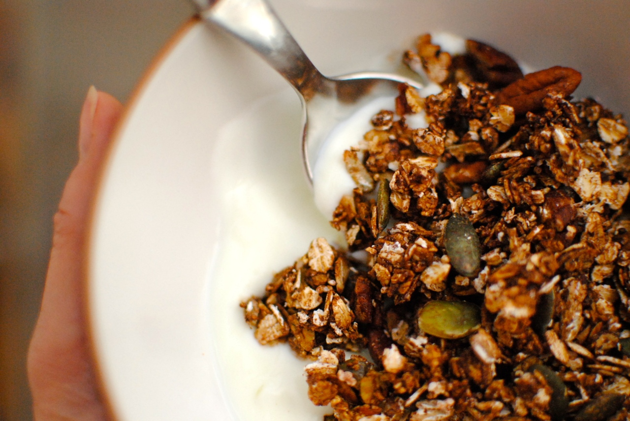 So Cocoa Granola No Added Fat Food To Glow