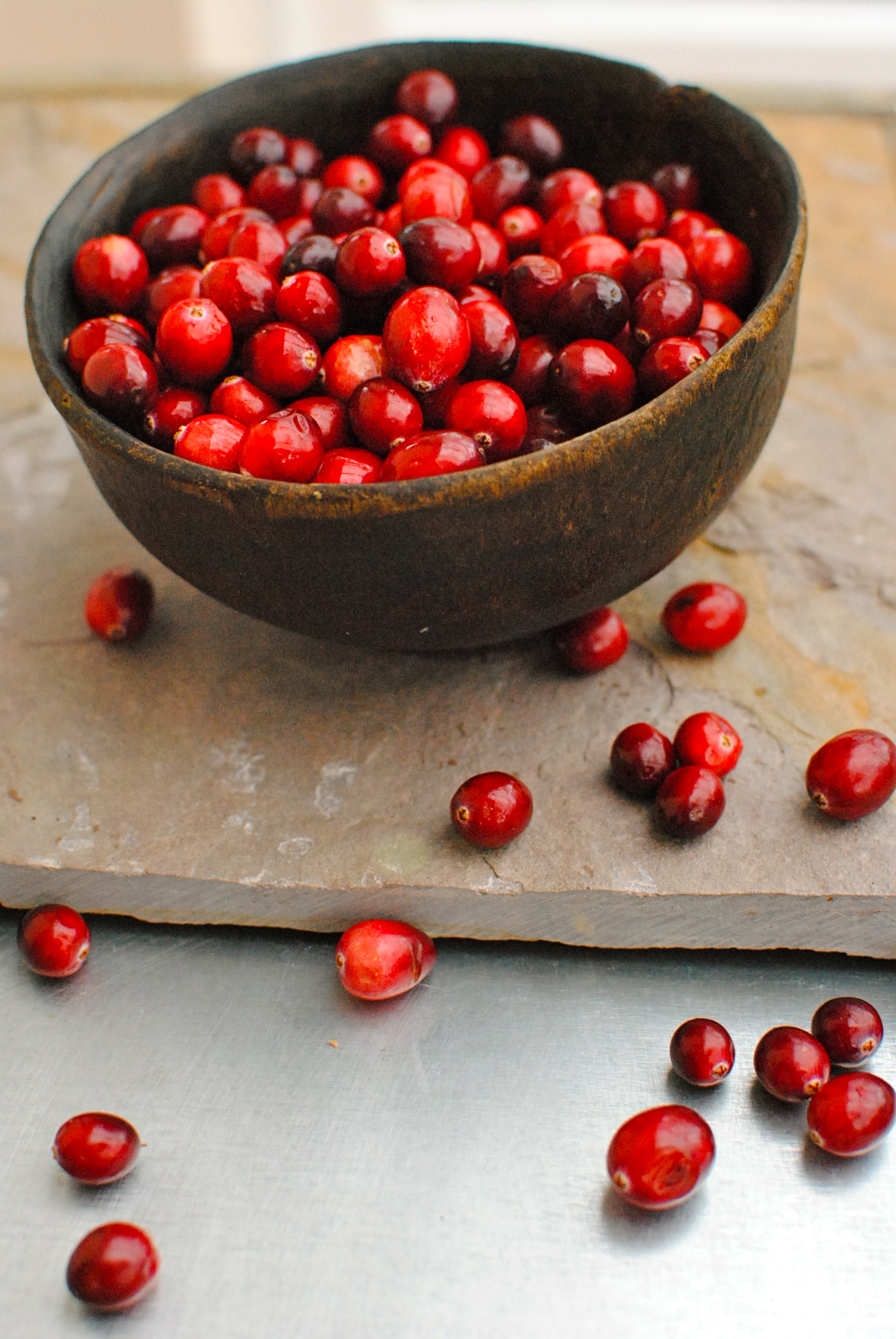 ... Cranberry and Apple Sauce and Cranberry-Pomegranate Relish | food to