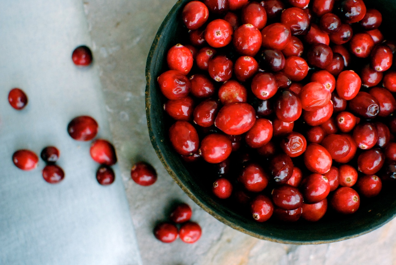 Holiday Side Dish Special: Cranberry and Apple Sauce and Cranberry ...