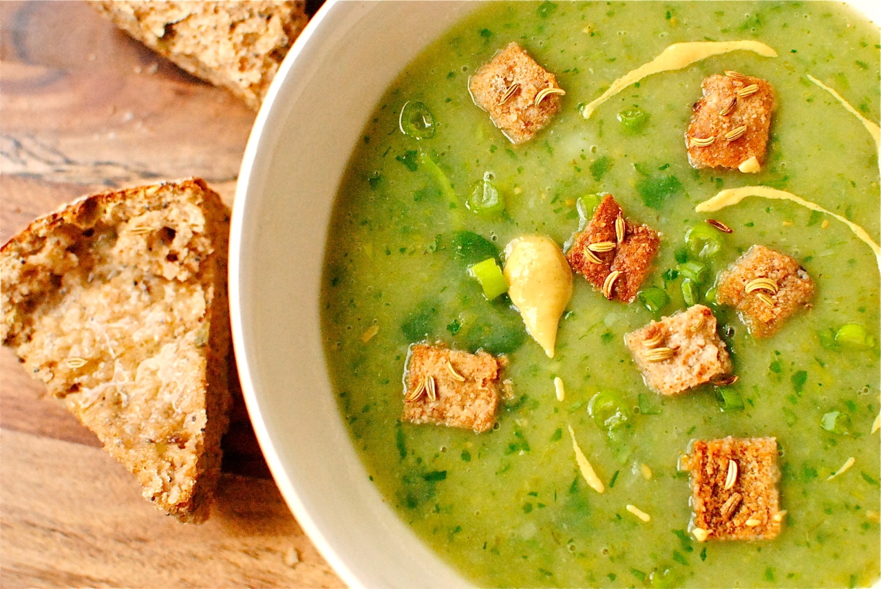 love your greens soup