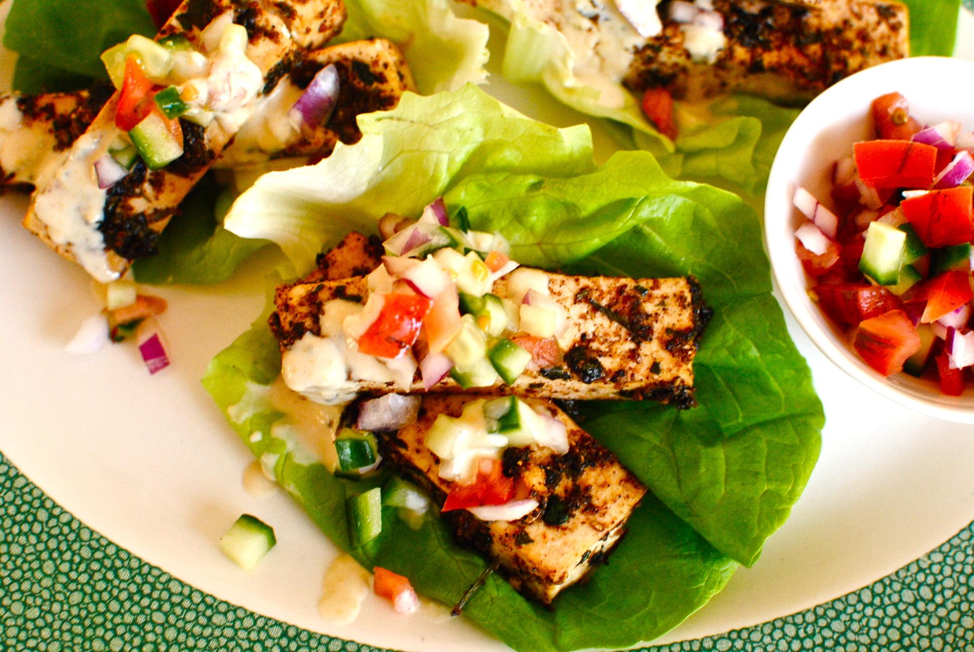 A New Way To Enjoy Shawarma – with Tofu! | food to glow