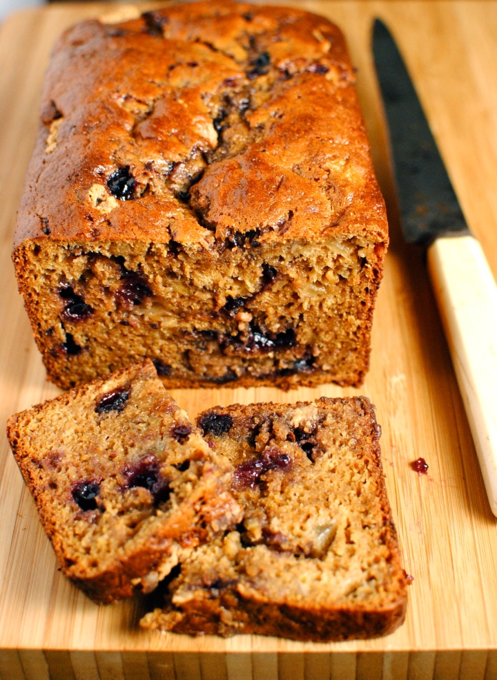pb and j banana bread