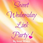 Sweet Wednesday Link Party Button (150)