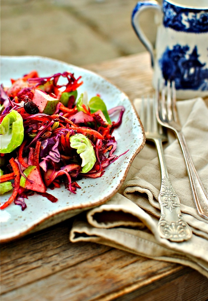 pear-and-cranberry-slaw