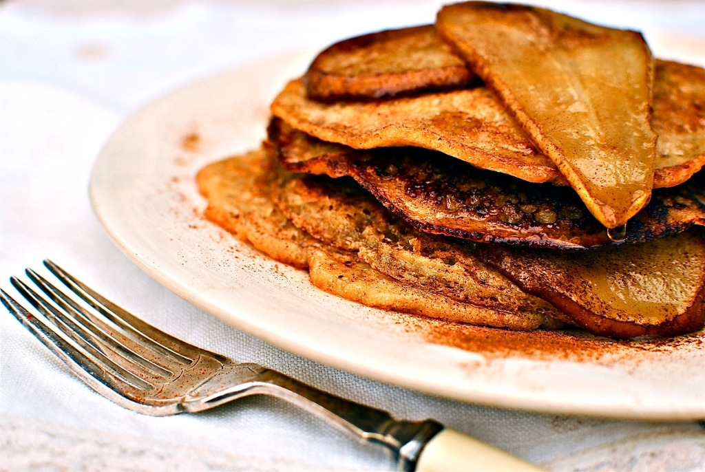 quinoa-pancake-stack