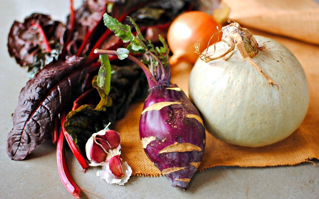 vegan vegetable gratin