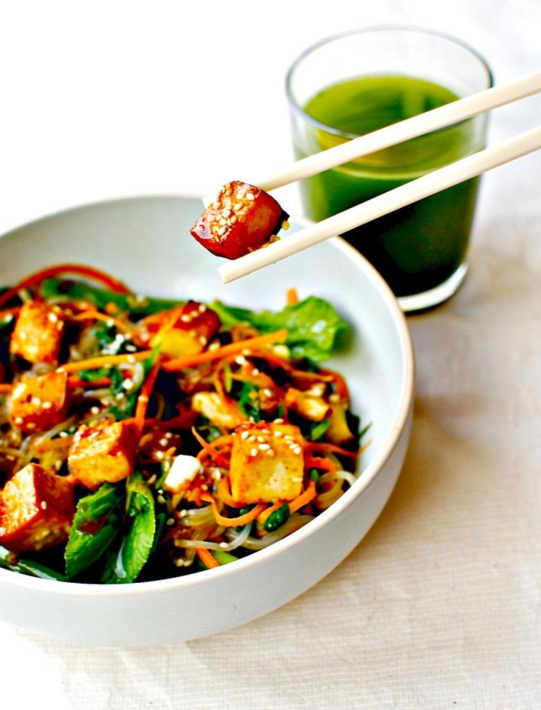 how to cook with korean tofu