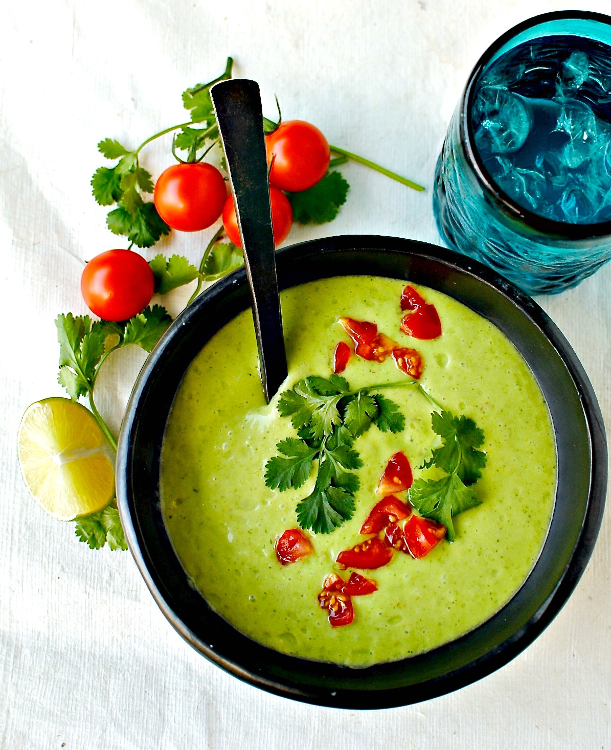Colombian cream of avocado soup lightened up and vegan food to cream of avocado soup food to glow forumfinder Choice Image