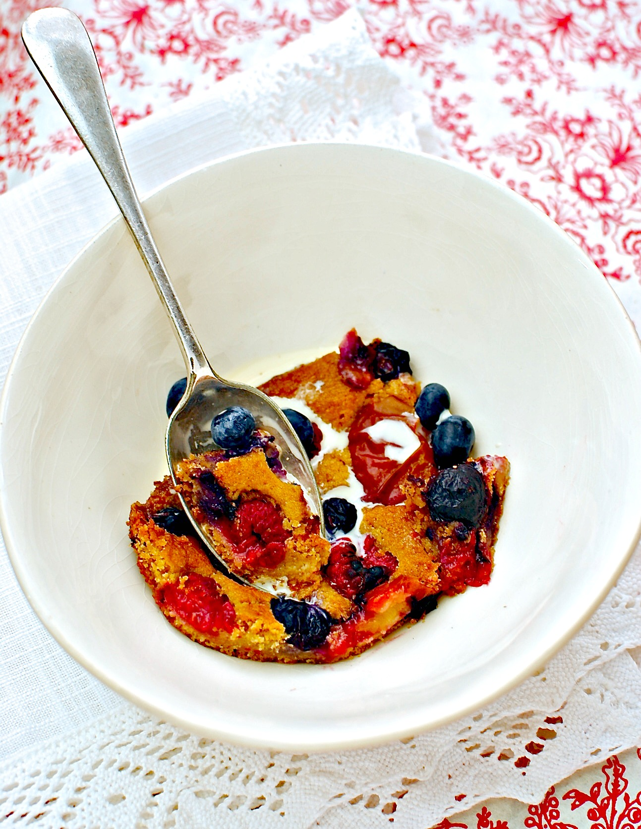Plum And Berry Cobbler Recipes — Dishmaps
