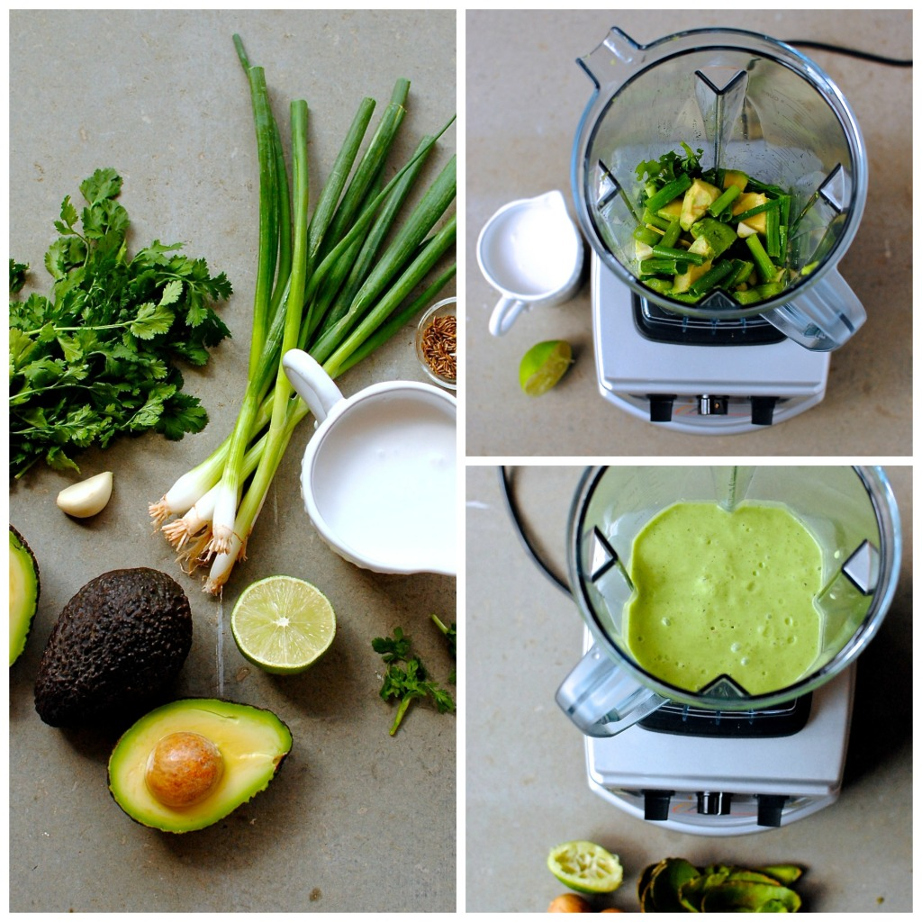 cream of avocado soup