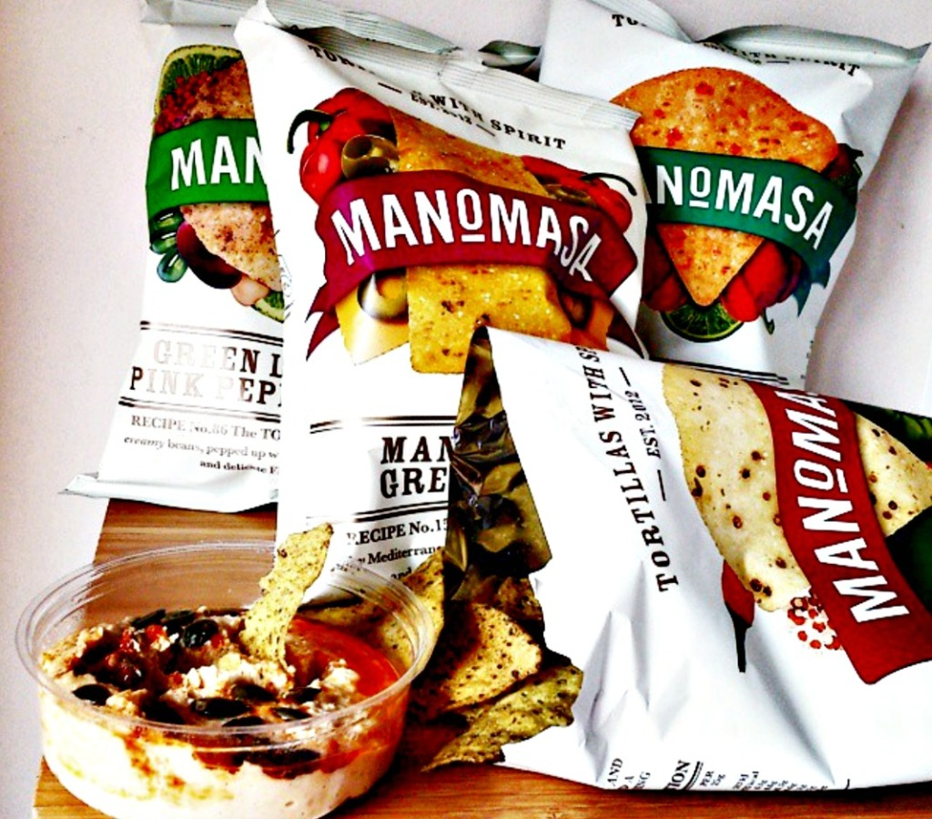 manomasa tortilla chips image by food to glow