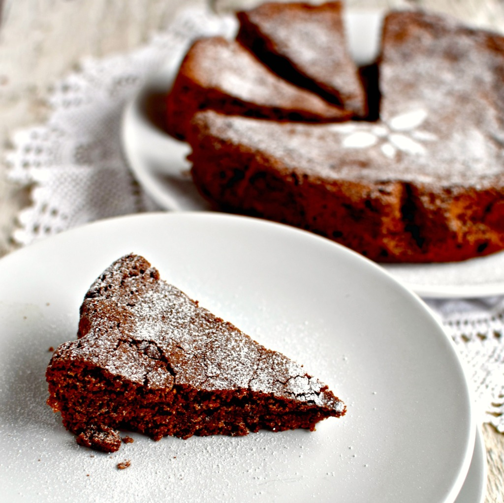 Swedish Cake Kladdkaka