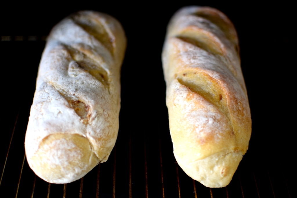 baguettes // food to glow
