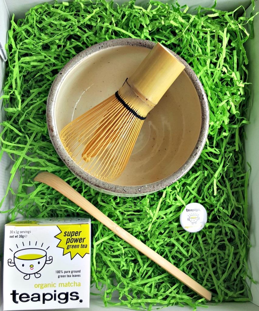 Teapigs Traditional Matcha Tea Set