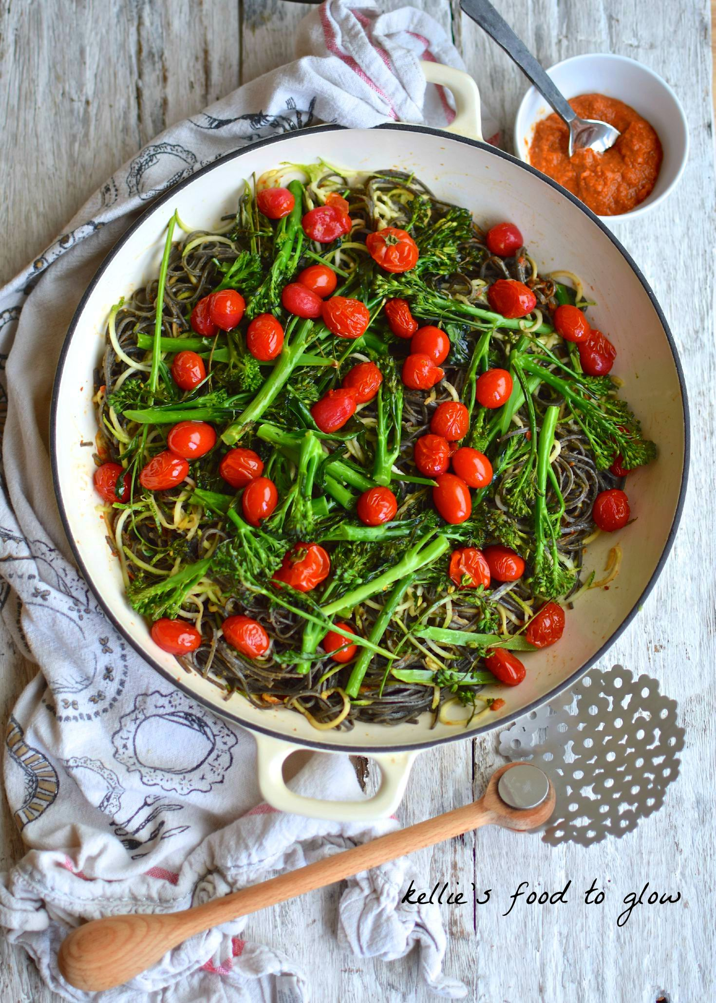 Healthy pasta recipes with beans