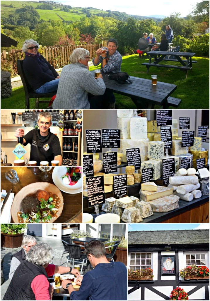 Eating, Drinking and Exploring The Lake District, Cumbria