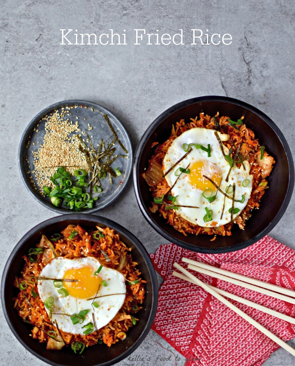 15-Minute Kimchi Fried Rice – A Family-Friendly Introduction to ...