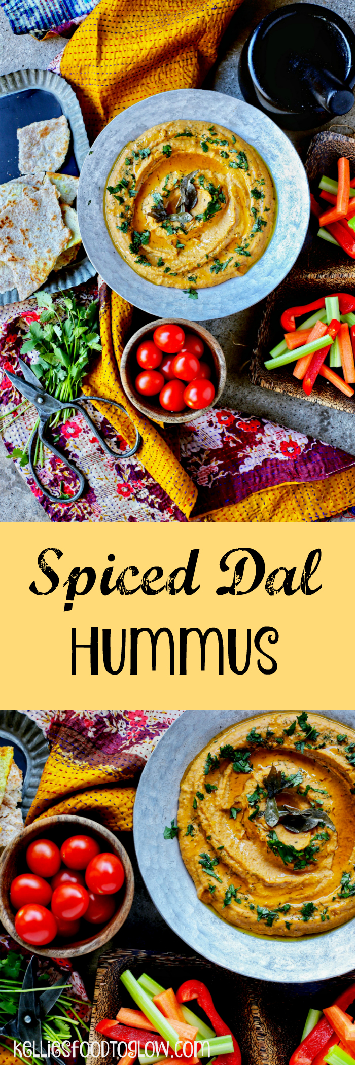 Spice up your #hummus game with #Indian spices and lentils to make #dal #hummus. most perfect dip and spread for #healthy, #vegan, #snacks and #lunches. Spread this dip on wraps or use it to plunge in fresh vegetables and bread.